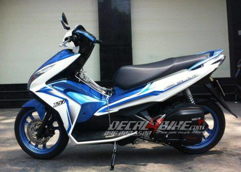ab300108 air blade 125 blue white