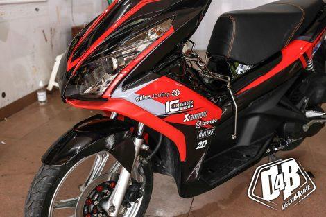ab300138 air blade 125 red black hrc 03