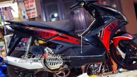 air blade 125 ohlins red black 2 1