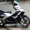 air blade 2010 phối màu đen trắng