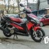 air blade 2011 phối màu đen đỏ 3