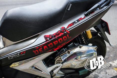 air blade 2014 deadpool 2