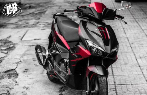 air blade 2016 red monster 1