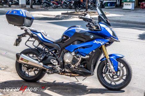 bmw s1000xr blue metalic