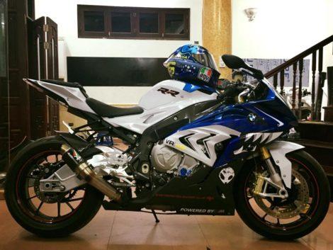 bmw s1000rr shark blue 1