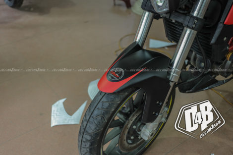benelli bn 175 red racing 3