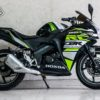cbr 150 2014 green speed 1