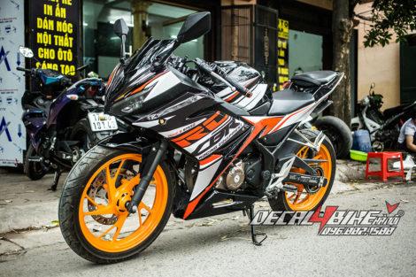 cbr 150 2016 racing 1