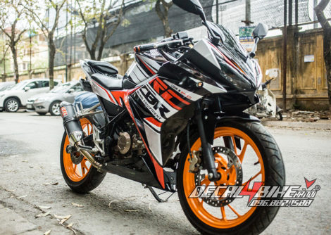 cbr 150 2016 racing 3