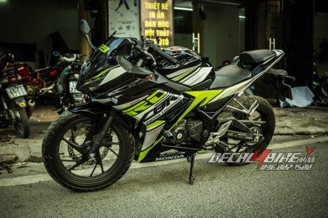 cbr 150 2016 racing