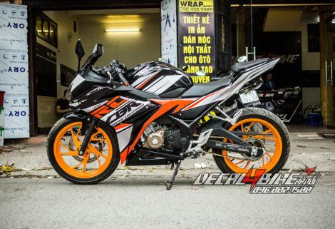 cbr 150 2016 racing 5