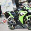 cbr 150 green racing