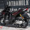 cl000025 honda click red lighting