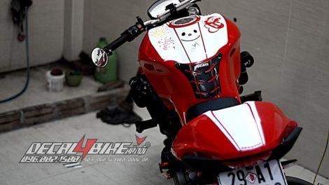 ducati 821 racing