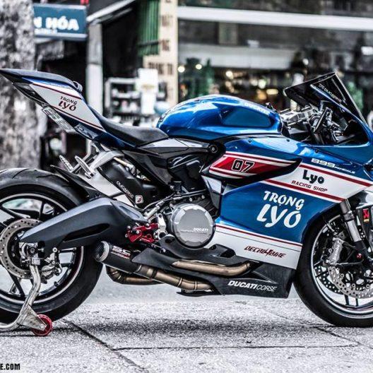 ducati 899 lyo racing shop