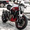 ducati monster 821 trắng đỏ 3