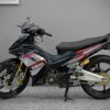 ex200274 exciter 135 red silver mx king 2