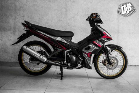 exciter 135 2010 spark 1