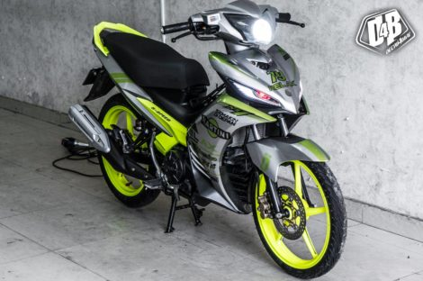 exciter 135 martini candy 1