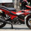 exciter 150 crg racing red 1