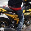 exciter 150 crg racing yellow 1