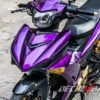 exciter 150 violet candy 1