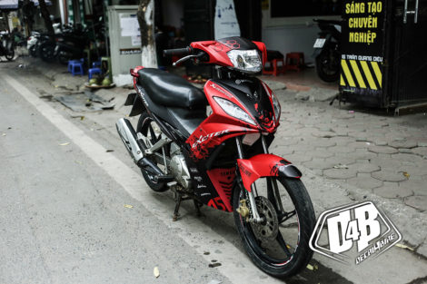 exciter 2010 akrapovic racing 2