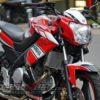 fz100055 fz 150i red and white