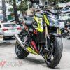 gsx100029 suzuki gsx r150 black yellow