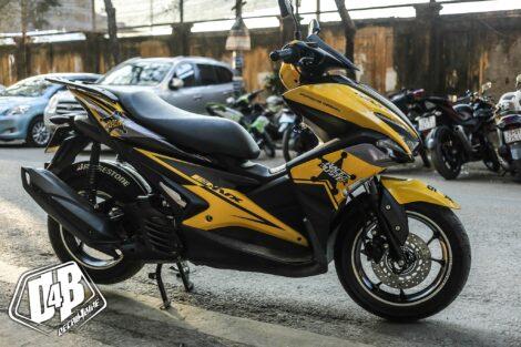 nvx000048 nvx yellow racer buster 2