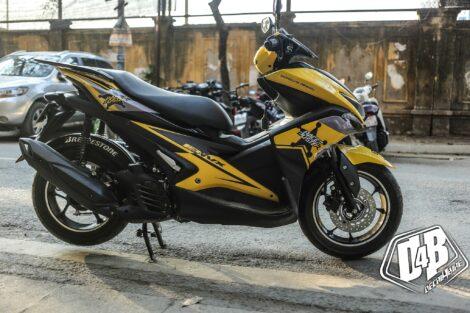 nvx000048 nvx yellow racer buster 3