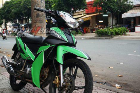sirius green black