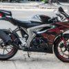 suzuki gsx r150 đen xước đỏ pq 1