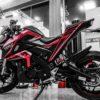 tfx000015 tfx red black