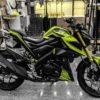 tfx000017 tfx green lighting