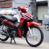 wv000090 wave rsx red mx