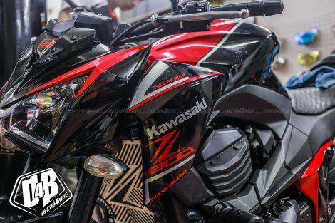 z800100029 z800 red black 3