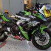 zx10r000024 kawasaki zx10r green monster 1